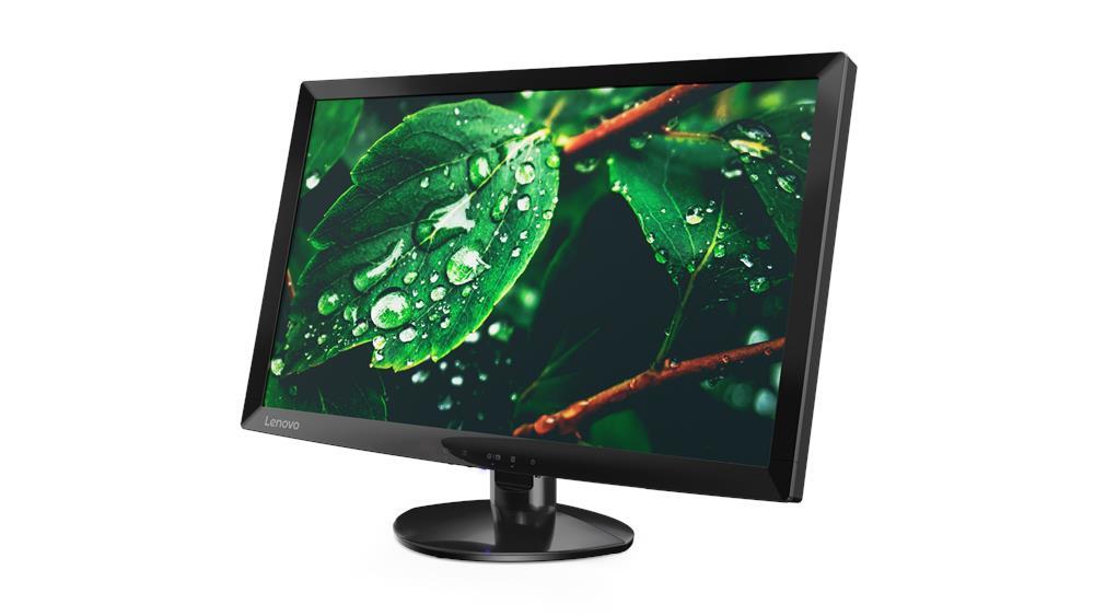"""Lenovo D24-17 59.9 cm (23.6"""") 1920 x 1080 pixels Full HD LED Black"""
