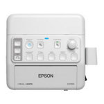 EPSON PROJECTOR CONTROL BOX WITH AUDIO CONTROL & CABLE MANAGEMENT - 2X HDMI