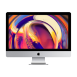 "Apple iMac 68.6 cm (27"") 5120 x 2880 pixels 8th gen Intel® Core™ i5 8 GB DDR4-SDRAM 1000 GB Fusion Drive Silver All-in-One PC"