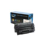Click, Save & Print Remanufactured HP Q7551A Black Toner Cartridge
