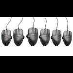 Contour Design In constraint- available whilst stocks last. Contour Mouse Large Left Handed. Gunmetal black. Four r