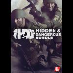 2K Hidden & Dangerous Bundle Videospiel PC Anthologie