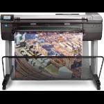 HP Designjet T830 36-in Multifunction Printer (without Wi-Fi) large format printer Thermal inkjet Color 2400 x 1200 DPI Ethernet LAN