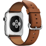 Apple MMHE2ZM/A Band Brown Leather