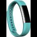Fitbit Alta Pulsera de actividad Acero inoxidable, Turquesa OLED