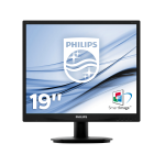 Philips S Line LCD-Monitor mit LED-Hintergrundbeleuchtung 19S4QAB/00