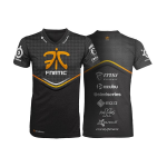 Fnatic Black XL Player T-Shirt