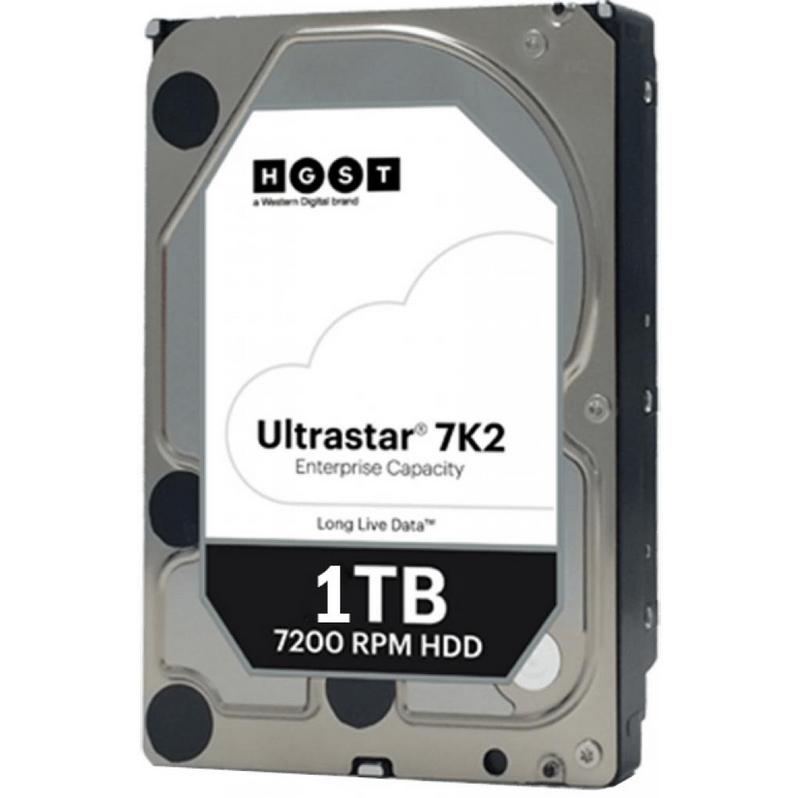 "Western Digital Ultrastar HUS722T1TALA604 3.5"" 1000 GB Serial ATA III"