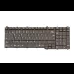 Toshiba K000127170 Keyboard notebook spare part