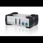 Aten CS82A KVM switch Silver
