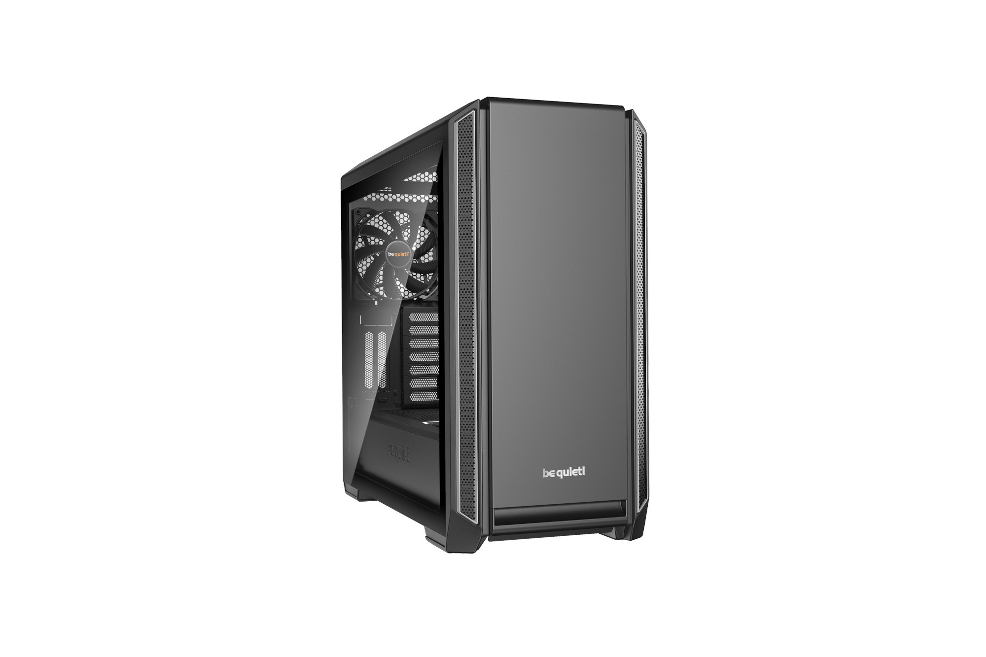 be quiet! Silent Base 601 Window Midi-Tower Black,Silver