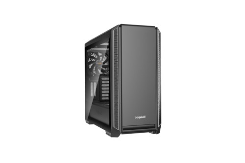 be quiet! Silent Base 601 Window Midi Tower Black,Silver