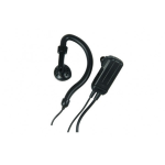 Midland AVPH4 mobile headset Monaural Ear-hook Black Wired