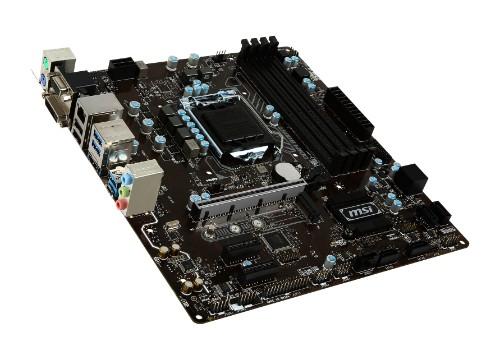 MSI B250M PRO-VDH LGA 1151 (Socket H4) Intel® B250 Micro ATX