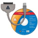 Apricorn ASW-USB3-25 cable interface/gender adapter USB 3.0 (M) SATA Grey