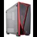 Corsair Carbide SPEC-04 Midi-Tower Black, Red computer case