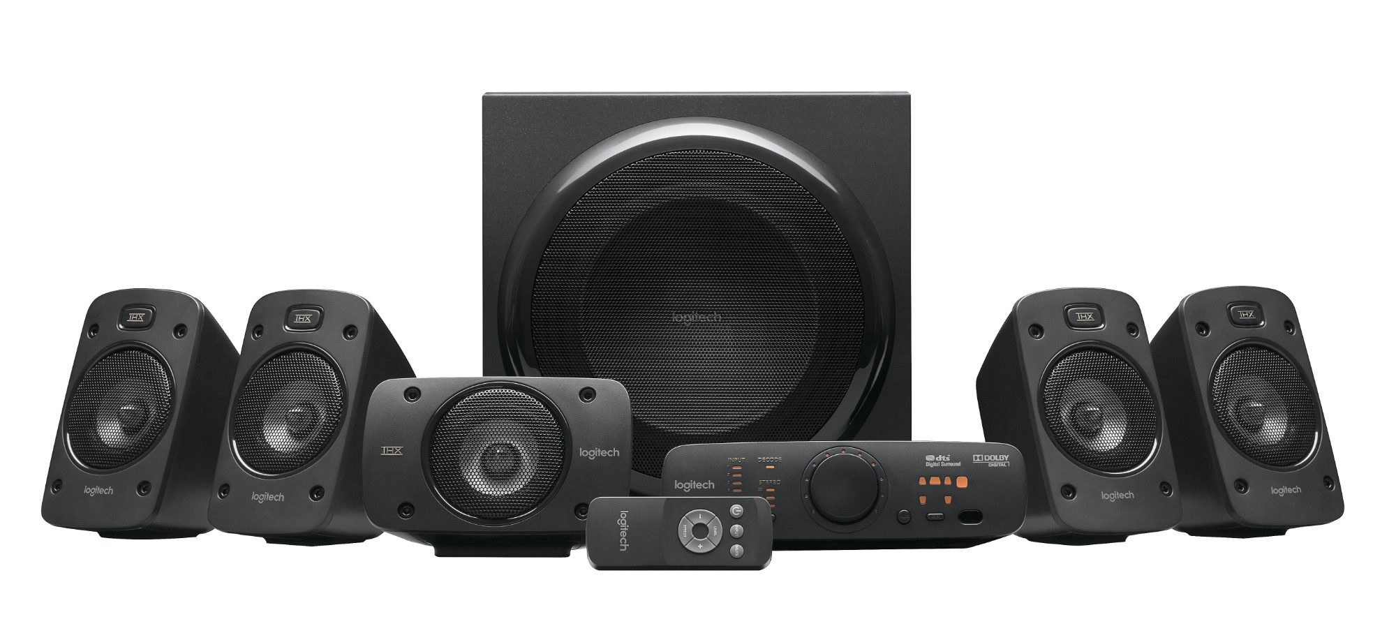 logitech speakers how to set up