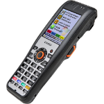 Casio DT-X200 Handheld bar code reader 2D Laser Black