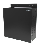 StarTech.com Wall-Mount Server Rack - 4U
