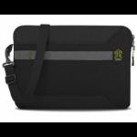 "STM Blazer notebook case 33 cm (13"") Sleeve case Black STM-114-191M-01"
