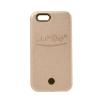 LuMee IP6-RG Cover Gold mobile phone case