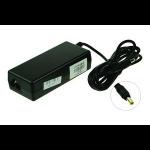 2-Power ALT0309A Indoor 65W Black power adapter/inverter