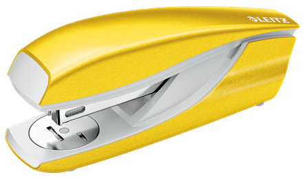 Leitz NeXXt 55021016 stapler Yellow