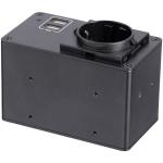 StarTech.com MOD4POWEREU contactdoos C13 Zwart