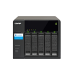 "QNAP TX-500P HDD enclosure 2.5/3.5"" Black"