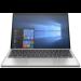 """HP Elite x2 G4 Plata Híbrido (2-en-1) 31,2 cm (12.3"""") 1920 x 1280 Pixeles Pantalla táctil 8ª generación de procesadores Intel® Core™ i5 i5-8265U 16 GB LPDDR3-SDRAM 512 GB SSD Windows 10 Pro"""