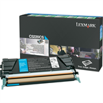 Lexmark C5220CS Toner cyan, 3K pages