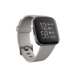 "Fitbit Versa 2 reloj inteligente AMOLED 3,55 cm (1.4"") Negro, Gris"