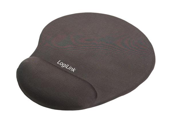 LogiLink ID0027 Black mouse pad