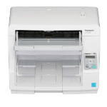 Panasonic KV-S5076 600 x 600 DPI ADF scanner White A4