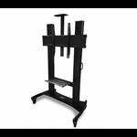 "Infocus INA-MCARTDX 100"" Portable Black flat panel floorstand"