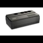 APC BV500I-GR Unterbrechungsfreie Stromversorgung UPS Line-Interaktiv 500 VA 300 W 4 AC-Ausgänge