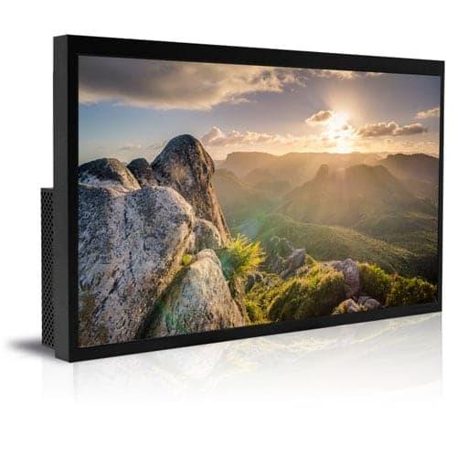 "DynaScan DS322LR4 81.3 cm (32"") LCD Full HD Digital signage flat panel Black"