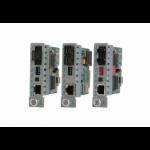 Omnitron iConverter 10/100 Internal 100Mbit/s 1310nm Multi-mode Grey network media converter