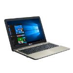 "ASUS VivoBook Max X441NA-GA017T 1.1GHz N3350 14"" 1366 x 768Pixeles Negro Portátil computadora portátil"