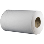 TORK Reflex Mini Wiper Roll 2-Ply 200 Sheets White Ref 473474 [Pack 9]