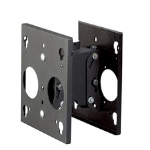 Chief Flat Panel Dual Ceiling Mount flat panel ceiling mount Black