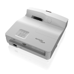 Optoma GT5600 data projector 3600 ANSI lumens DLP 1080p (1920x1080) 3D Portable projector White