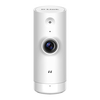 Wireless Network Mini Camera Dcs-8000lhb Hd 1mpix 4x Digital Zoom Ir 5m
