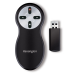 Kensington Wireless Presenter & Laser Pointer RF Wireless press buttons Black remote control