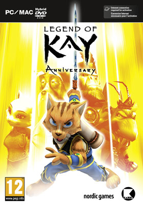 Nexway 796457 video game add-on/downloadable content (DLC) Video game downloadable content (DLC) PC/Mac Legend of Kay - Anniversary Español