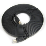 8WARE High Speed HDMI Flat Cable Male-Male 5m