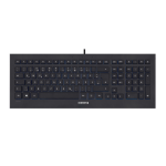 CHERRY STRAIT BLACK 3.0 keyboard USB QWERTY UK English