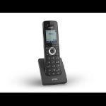 Snom M15 SC DECT telephone Black Caller ID