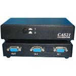 4XEM 4XVGASL2504 video switch VGA