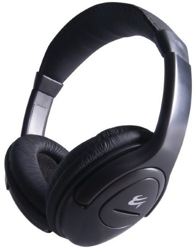 COMPUTER GEAR 24-1517 Binaural Head-band Black headset